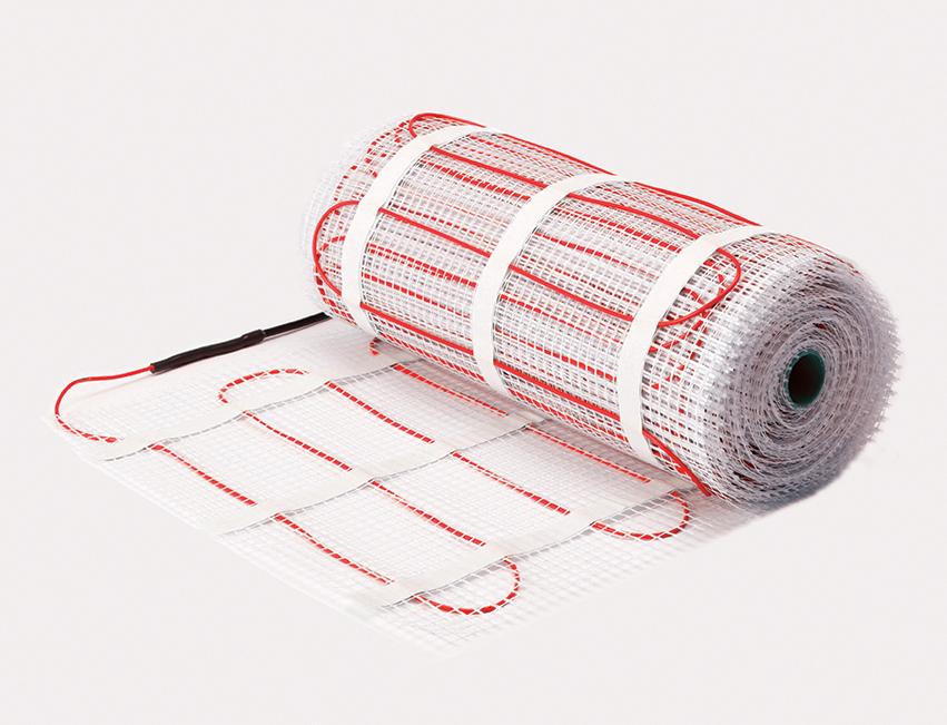 Θερμαινόμενο χαλί PVC 200W/m²